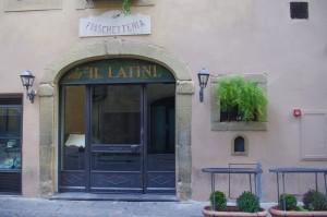 "via de' Palchetti  - fiaschetteria ""i' Latini"""
