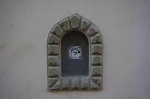 via dell'Oriuolo, 38 - Pazzo Sagrati Strozzi - presso il Canto de' Bischeri